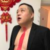 #搞笑段子剧#媳妇擀饺子皮,没我按压的快。